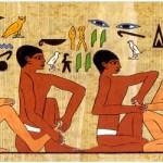 histoire de la réflexothérapie en Egypte